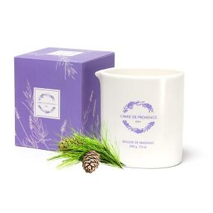 Świeca o zapachu CÈDRE (drzewo cedr)