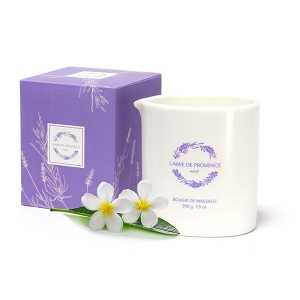 Świeca o zapachu MONOÏ (kwiat monoi)