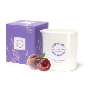 Świeca o zapachu PÊCHE DE VIGNE (brzoskwinia winna)